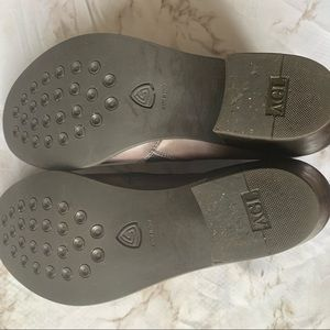 Attilio Giusti Leombruni Shoes - AGL Ella Block Heel Winter Grey Leather Ankle Boot